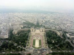 Photo of Paris Paris Private Arrival Transfer: Charles de Gaulle (CDG) or Orly (ORY) Palais Chailot View from Eiffel Tower Summit