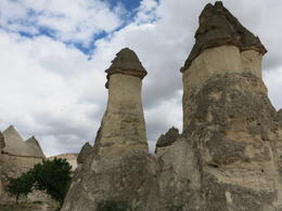Photo of Istanbul 6-Day Small-Group Turkey Tour from Istanbul: Pamukkale, Cappadocia, Ephesus and Hierapolis Pasabag Fairy Chimneys
