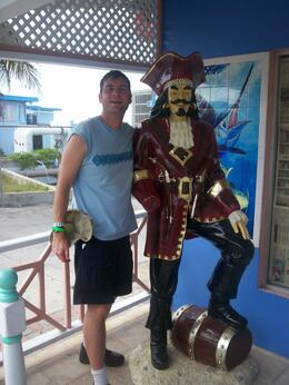 Photo of Cayman Islands Grand Cayman Tour Pirate
