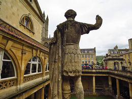 Bath via Viator Bus tours , marlae - June 2015