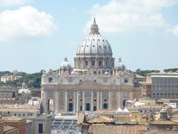 Photo of Rome Skip the Line: Vatican Museums, Sistine Chapel and St Peter's Basilica Half-Day Walking Tour Sint Pieter