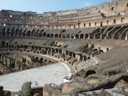 Photo of   The auditorium of the Colosseum