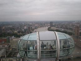Photo of London London Eye: River Cruise Experience The Capsule