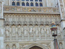 Sept 2015 Westminster Abbey , Rodney W - December 2015