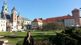 Photo of   The Wawel Castle  and  Cathedral