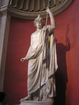 Vatican Museums., Elizabeth R - March 2008