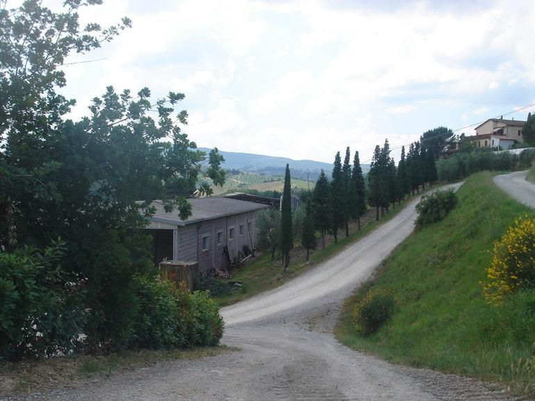 Winerie in the Chianti - Florence