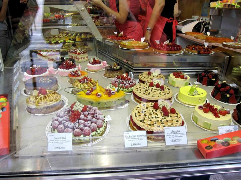 Yummy delights - Paris