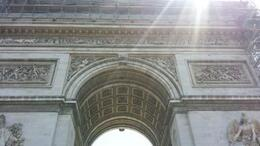 Photo of Paris Arc de Triomphe Walking Tour with Access to the Summit Arc de Triomphe