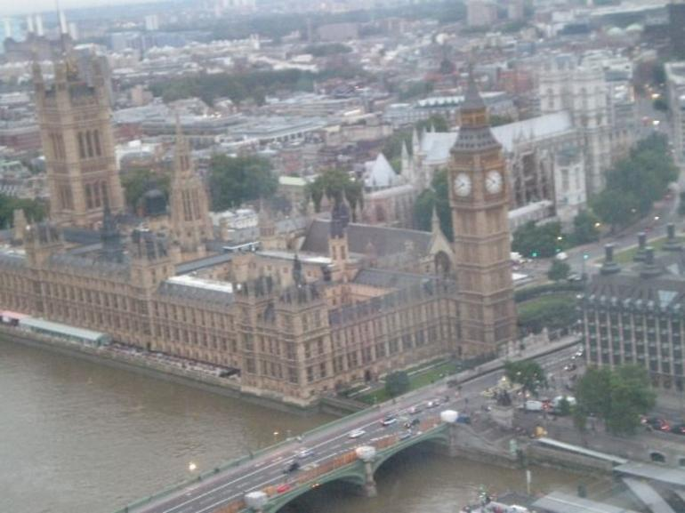 Big Ben & House of Parliment - London