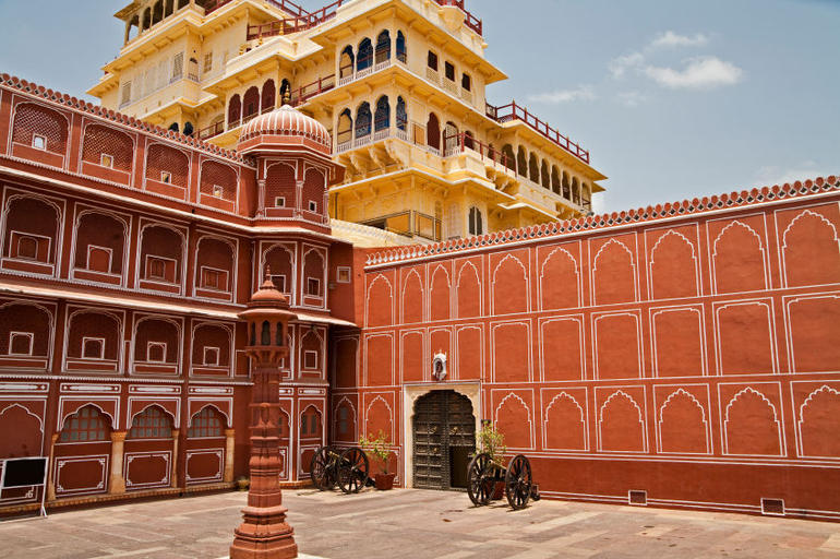 City Palace in Jaipur, India - New Delhi