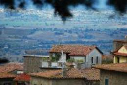 Photo of Rome Taste of Italy Food Tour to Chianti and Umbria from Rome Cortona view