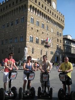 Photo of Florence Florence Segway Tour Florence Segway Tour