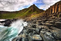 Photo of Dublin Titanic Visitor Experience and Giant's Causeway Day Trip from Dublin Giants Causeway
