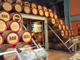 Inside the Guinness Storehouse , kerry w - April 2013