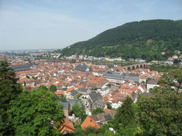 View from the top of the castle , hmg0060 - July 2015
