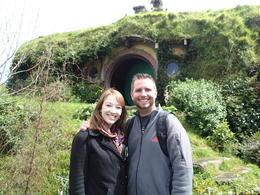 Hobbiton , Brittany T - October 2013