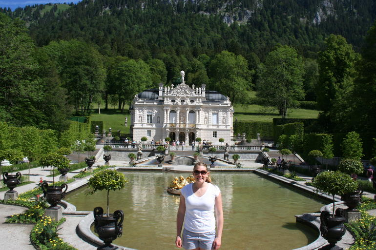 Linderhof Castle - Simply Beautiful - Munich