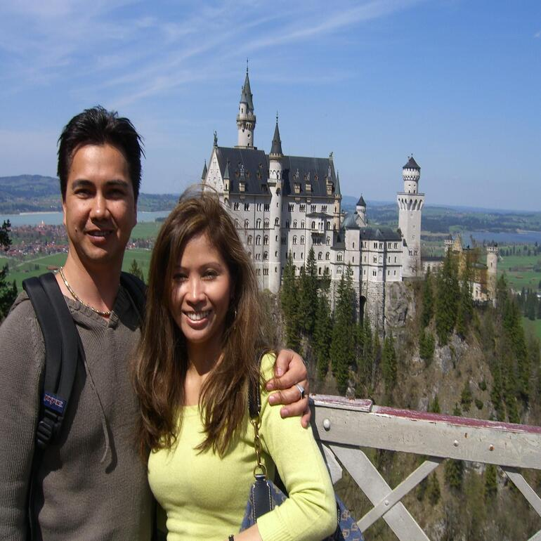 Neuschwanstein Castle - Germany -