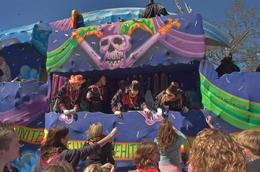 Photo of New Orleans Viator Exclusive: Mardi Gras Parade Premium Viewing Stands Pirate float.jpg