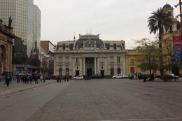 The old post office in Santiago., Bandit - October 2013
