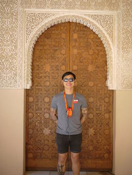 Inside the Alhambra, Laura All Over - August 2014