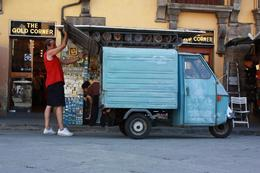 Photo of Rome Florence Day Trip from Rome Small Truck