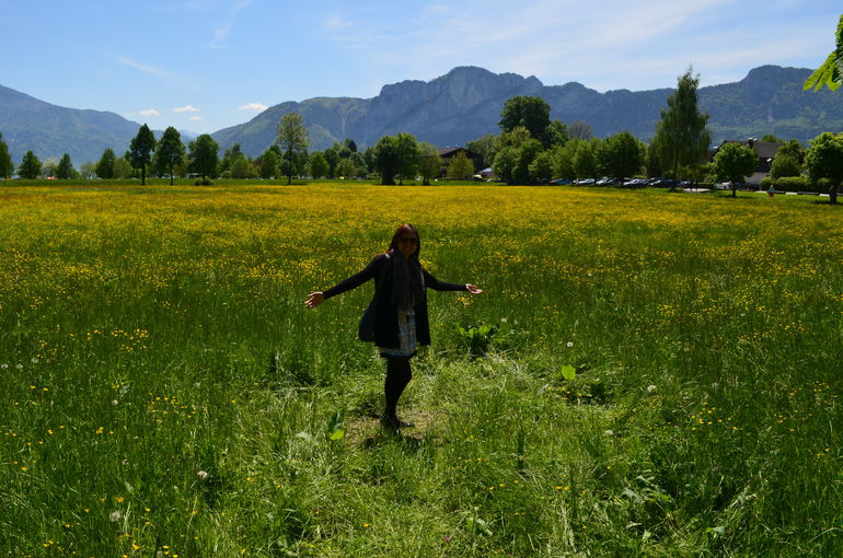 The hills are truly alive with the Sound of Music in Salzburg . . .