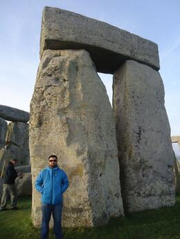 Photo of London Private Viewing of Stonehenge including Bath and Lacock .The Man and the Stones....