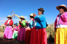Photo of Puno Uros and Taquile Islands Day Trip from Puno Uros