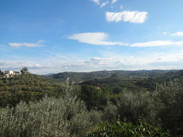 Breathtaking views of Tuscan countryside! , Charles C - October 2015