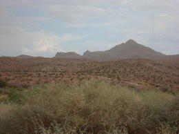Great desert scenery, IanH - August 2011