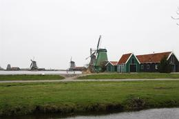 Photo of Amsterdam Amsterdam Super Saver 3: City Tour, Zaanse Schans Windmills, Volendam and Marken Day Trip windmills again