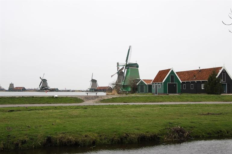 windmills again - Amsterdam