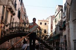 A great Gondolier , Angie - June 2012