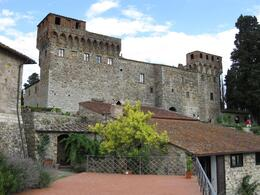 Photo of Florence Chianti Region Wine Tasting Half-Day Trip from Florence A Lovely, Privately-owned Castle