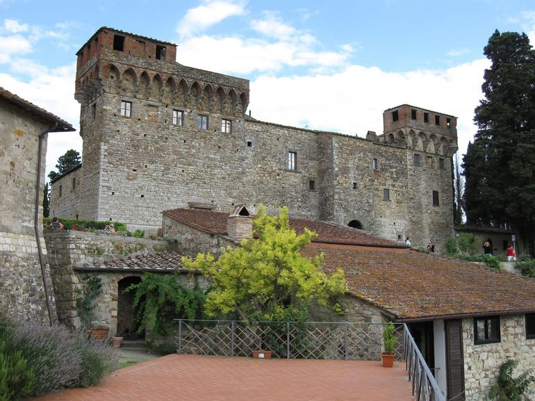 A Lovely, Privately-owned Castle - Florence