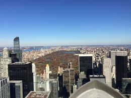 Top of the Rock Observation Deck , Marianne K - November 2015