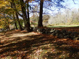 North Bridge area in Concord. , Jane S - October 2014
