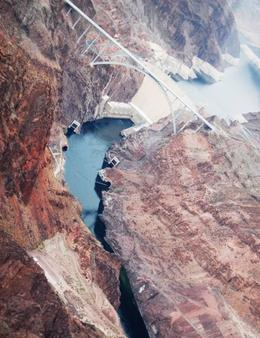 Photo of Las Vegas Ultimate Grand Canyon 4-in-1 Helicopter Tour Hoover Dam and Pat Tillman Bridge