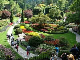 Photo of Vancouver Vancouver to Victoria and Butchart Gardens Tour by Bus Limestone quarry - Butchart Gardens