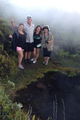 Photo of Big Island of Hawaii Big Island Adventure Combo: Helicopter, Zipline and Lava Tour living it up
