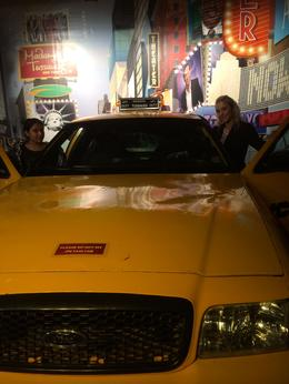 Photo of New York City Madame Tussauds New York Ma fille et moi