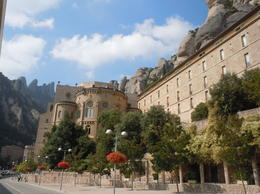 Photo of Barcelona Montserrat Royal Basilica Half-Day Trip from Barcelona Montserrat 1