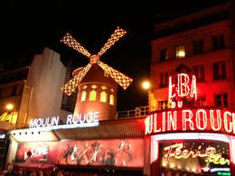 Photo of Paris Moulin Rouge Show Paris Moulin Rouge Night!