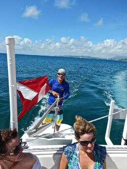 Photo of San Juan San Juan Snorkel and Picnic Cruise PR snorkeling trip