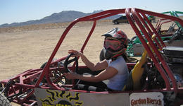 Photo of Las Vegas Mini Baja Buggy Half-Day Tour from Las Vegas Ready, Set....