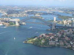 Stunning view of Sydney Harbour., Anthony H - January 2008