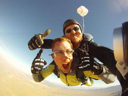 Photo of Las Vegas Las Vegas Tandem Skydiving Thanksgiving Weekend 2012-2