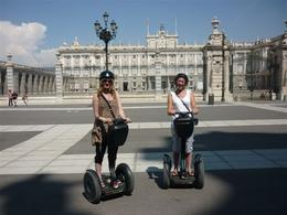 Photo of Madrid Madrid Segway Tour The Royal Palace via Segway